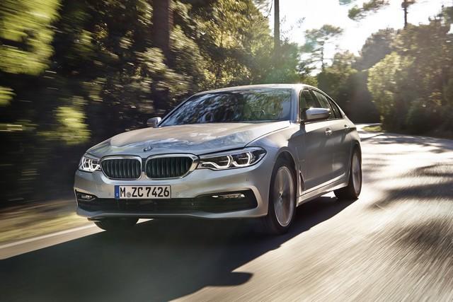 BMW Group au salon de Detroit NAIAS 2017 865236P90244233highResbmw530eiperformanc