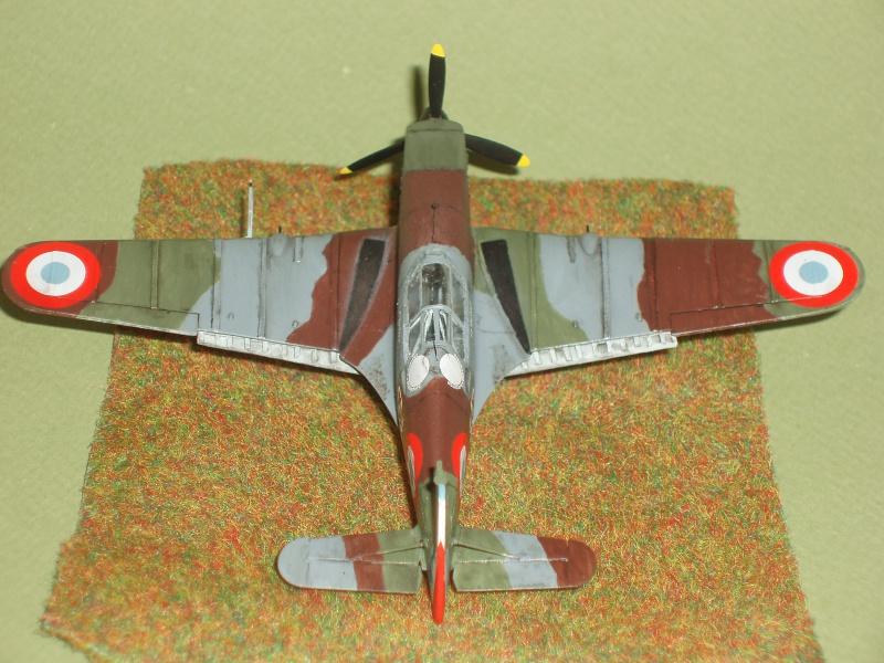 [AZUR] Morane Saulnier MS 406 au 1/72. 865273P1010479