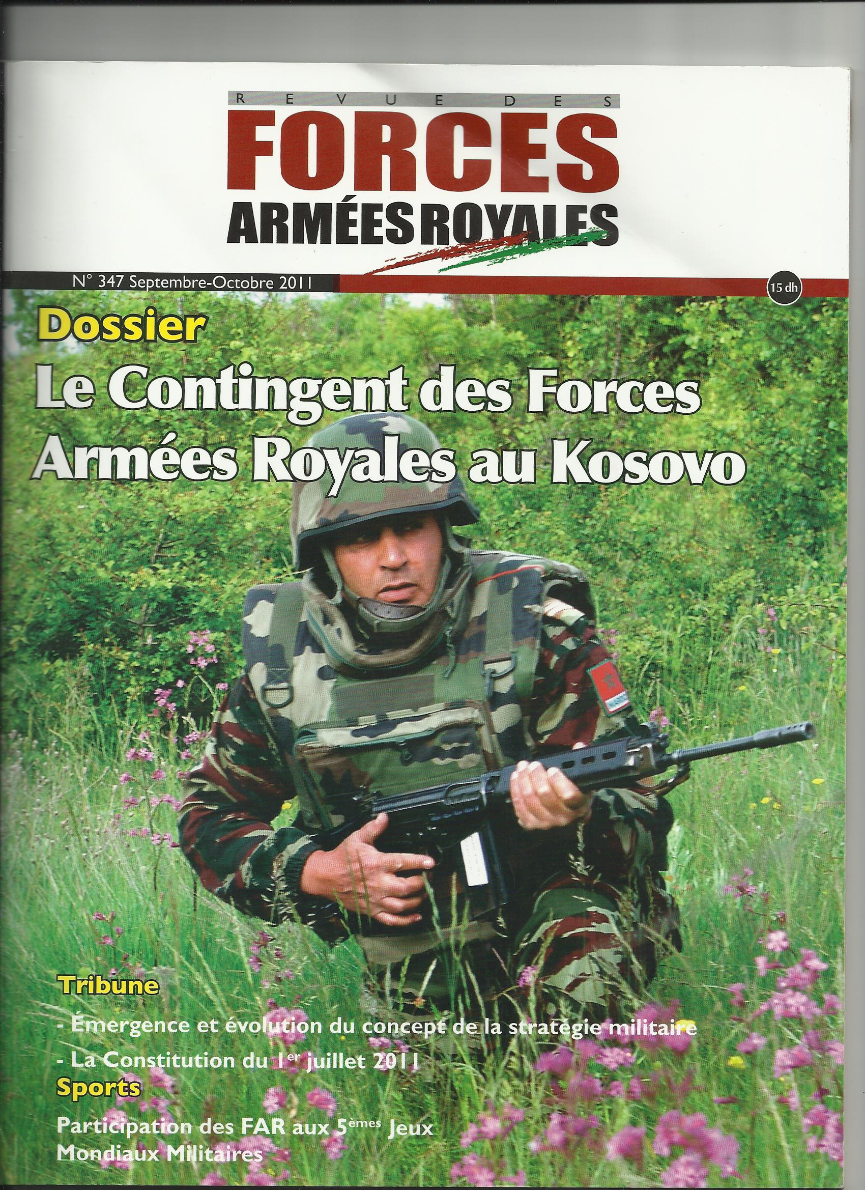 Tenues de FAR / Moroccan Uniforms - Page 7 865445005
