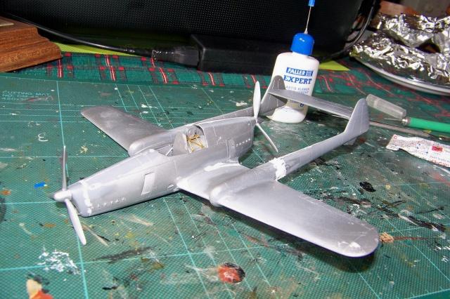 Fokker D XXIII 1/48 Fini 8657941008371