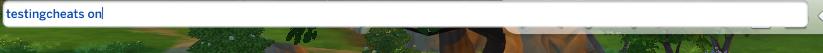 Trouver les objets cachés du jeu Les Sims 4 (le mode débogage / debug) 865863741