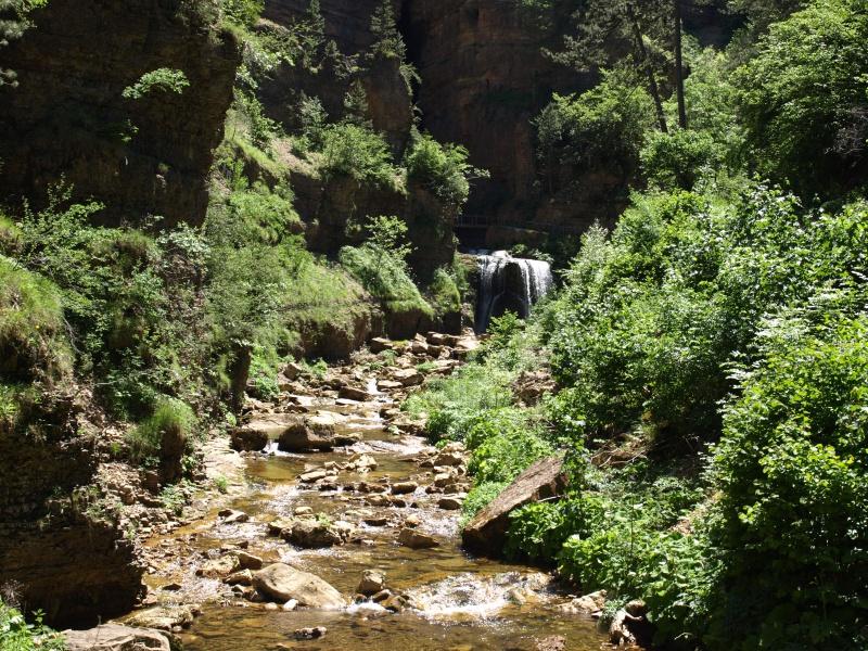 Les Cevennes autour du Mt Aigoual 866703P6238126