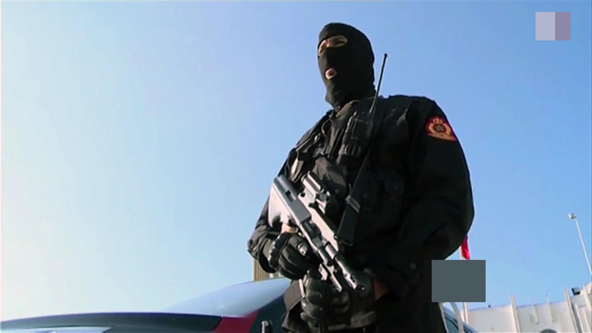 Moroccan Special Forces/Forces spéciales marocaines  :Videos et Photos : BCIJ, Gendarmerie Royale ,  - Page 9 867792815