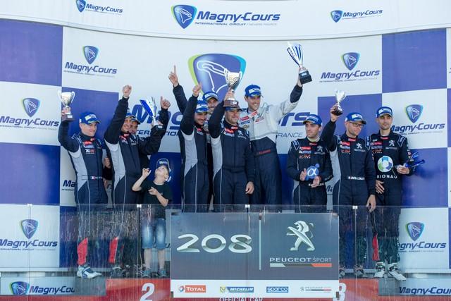RPS / Un Coup De Jeunes Sur Les Rencontres Peugeot Sport ! 868472578bbf5121b92