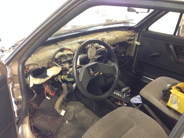 Golf2 1985 - 1.8 8V CLEAN 869146IMG0168