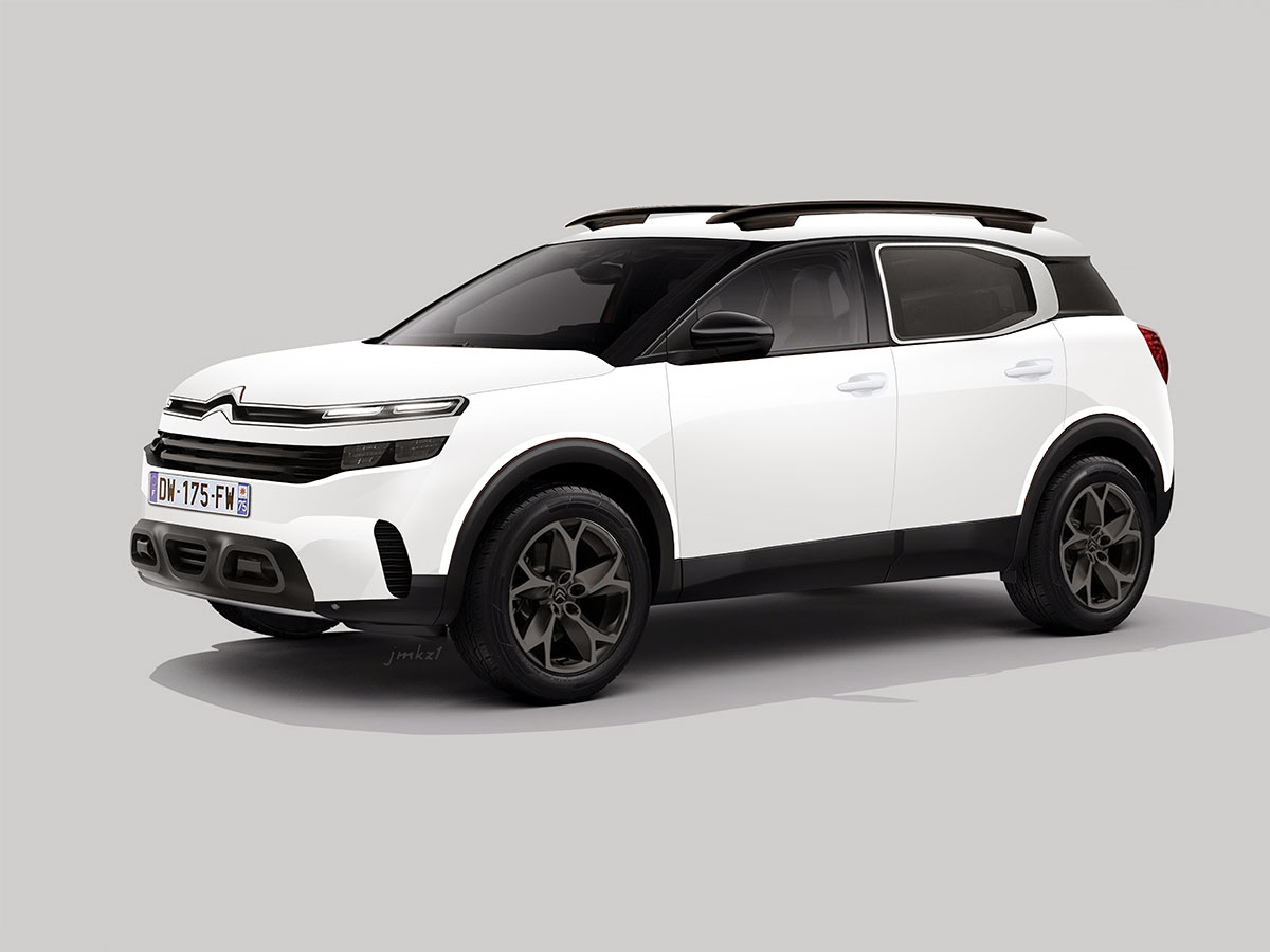 2017 - [Citroën] C5 Aircross [C84] - Page 3 869480CitroenC4AircrossII