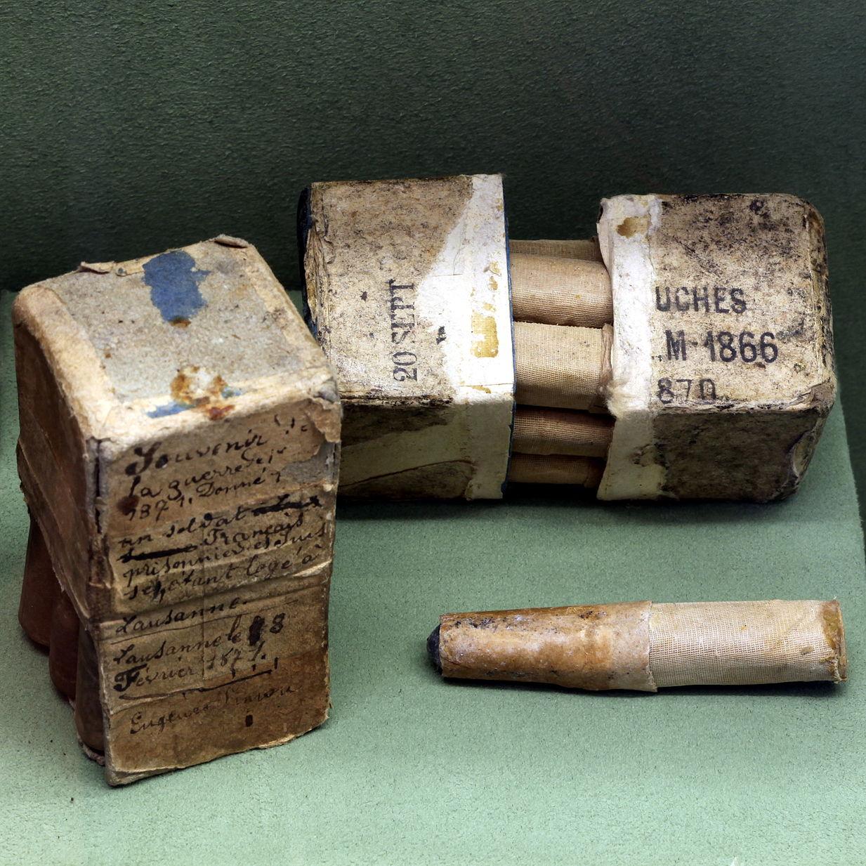 Un projet : la réplique de la cartouche 1866 du Chassepot 8703701233pxChassepotIMG3574