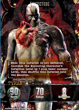 Les cartes du jeu Resident Evil 870461carte99