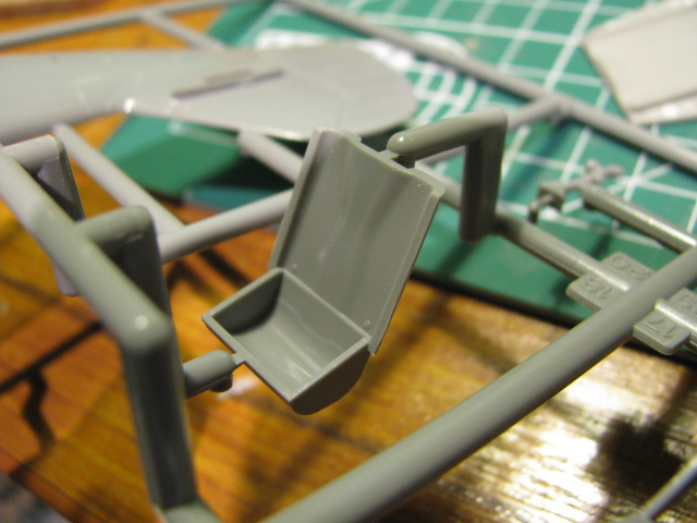 Bf-109 F-4 Trumpetter 1/24 870970IMG7900