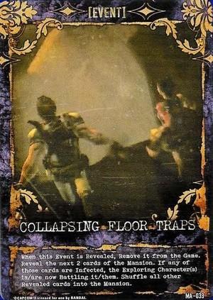 Les cartes du jeu Resident Evil 871207carte34