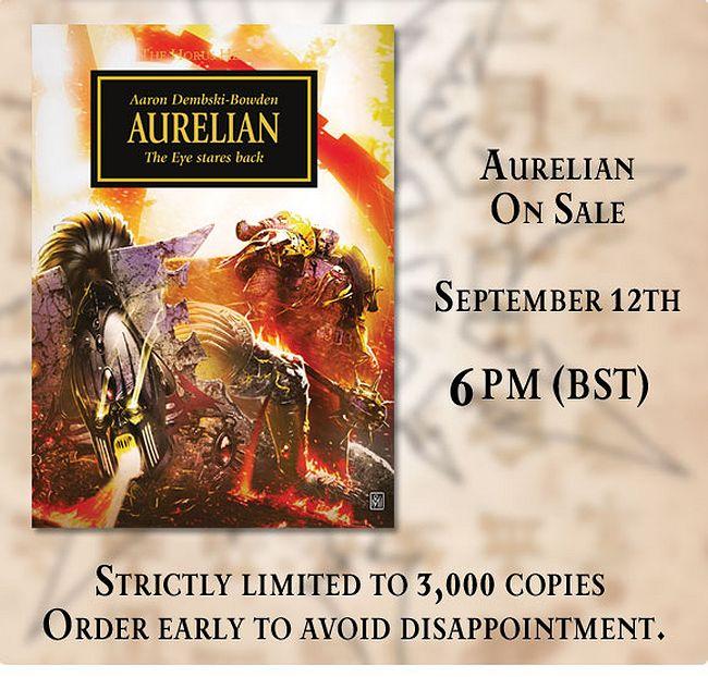[Horus Heresy] Aurelian d'Aaron Dembski-Bowden 871554aureliandate01