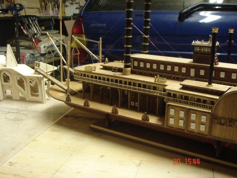Bateau vapeur Robert E. Lee 1866 (Constructo 1/48°°) de Henri 871962DSC06828