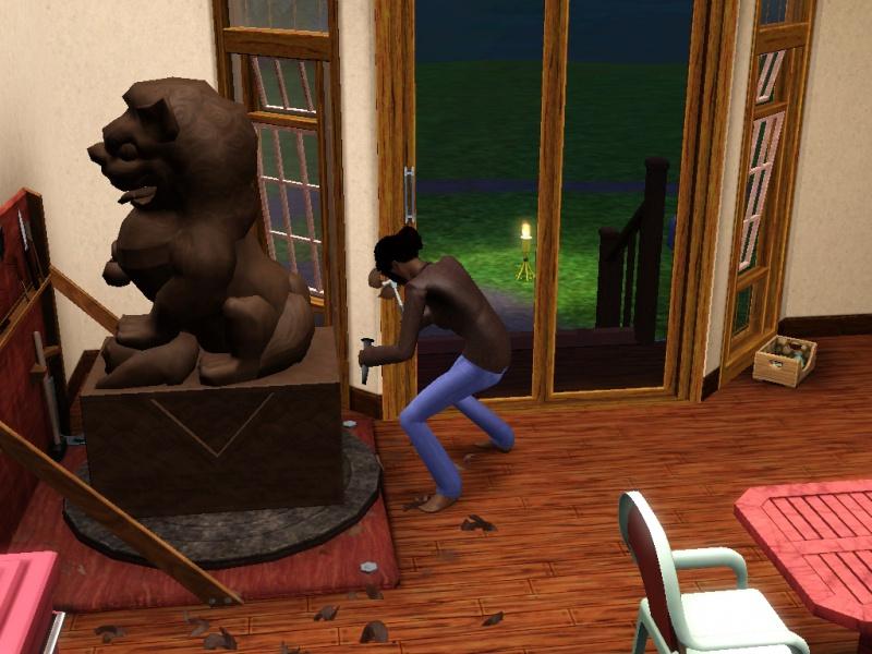 [Challenge Sims 3] Vie d'artiste - Page 3 873354Screenshot118