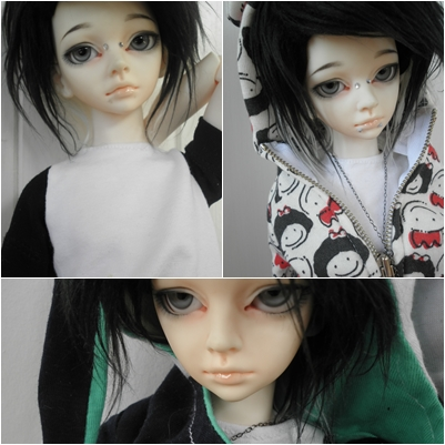 ♠ HeRe CoMeS tRoUbLe ♠ (Black Cherry Dolls XiaoYu) [P.4] 874008page