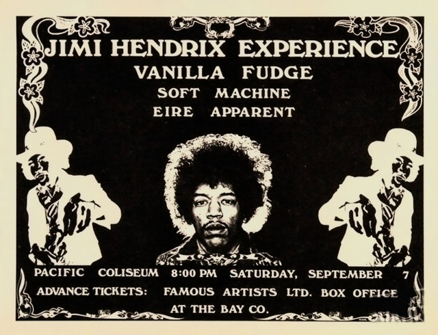 Vancouver (Pacific Coliseum) : 7 septembre 1968 875558HendrixPoster7Sept1968