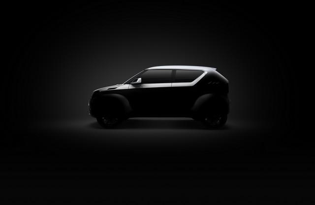 Suzuki dévoilera ses concepts iK-2 et iM-4 lors de la 85ème édition du Salon Automobile de Genève  875665suzukiconceptim4