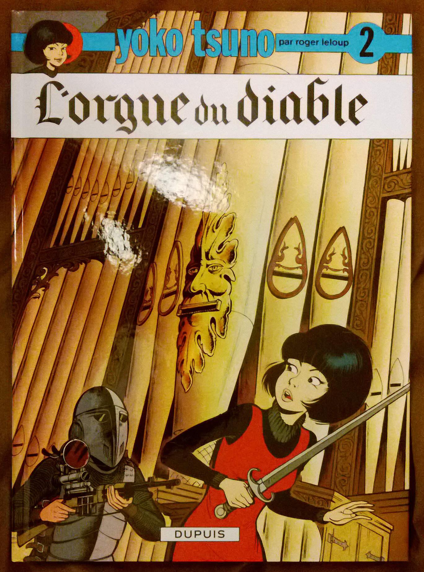 Orgue et bandes dessinées 876813diable