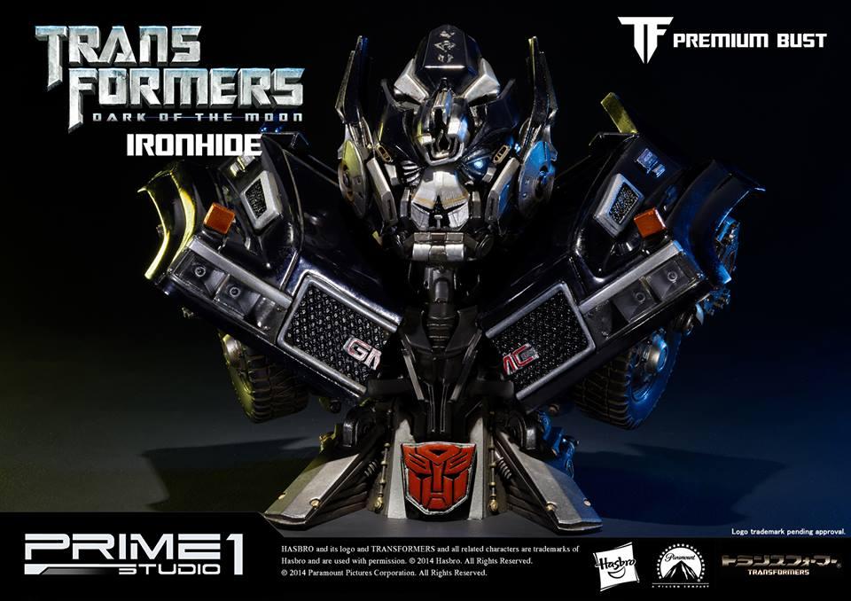 Statues des Films Transformers (articulé, non transformable) ― Par Prime1Studio, M3 Studio, Concept Zone, Super Fans Group, Soap Studio, Soldier Story Toys, etc - Page 2 87688619580908068432293623217836728406084869230n1417202229