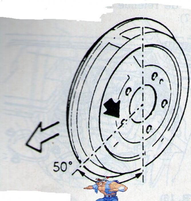 [BMW 316i E36 M40 1992] Tutoriel + photos freinage arrière tambours (résolu) 87807963Positionrgulateurdejeu50