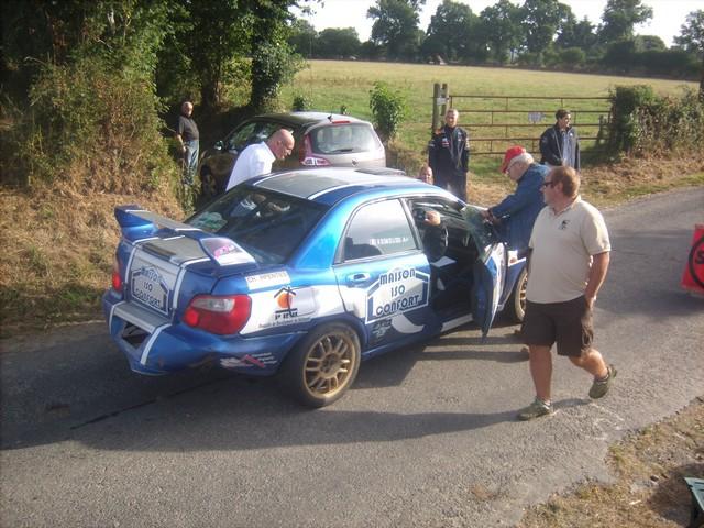 32ème rallye tessy sur vire-gouvets 2013 (Dimanche Point-Stop)  878659Sep0276