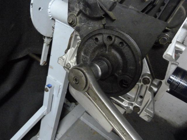 TUTO , remplacement kit distribution et pompe a eau 878857P1130850