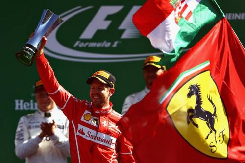 F1 GP d'Italie 2017 : Lewis Hamilton s'impose à Monza 8796312017gpditalievettel