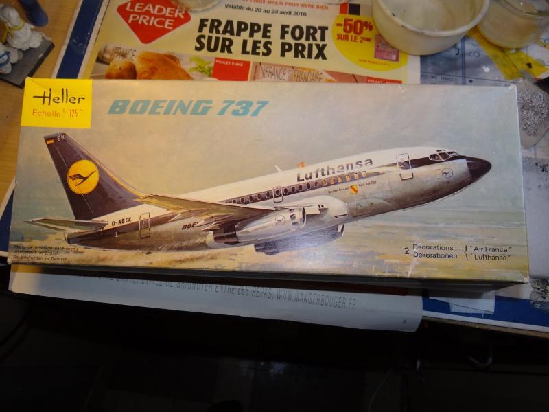 BOEING 737 1/125ème Réf 454 879689DSC04358