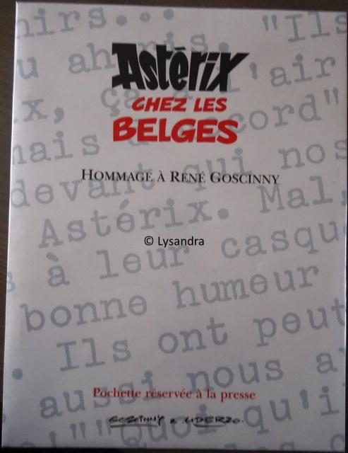 Dossier presse Astérix en langues étrangères 880152pochetteastrixchezlesbelges
