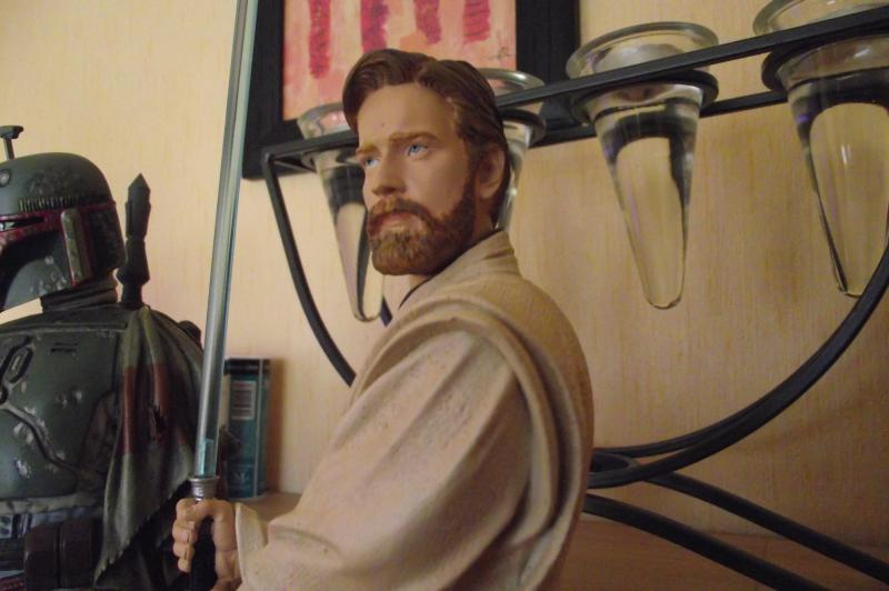 Gentle Giant - Star Wars Episode 3 Obi-Wan Kenobi Bust  - Page 2 880284DSCF3960