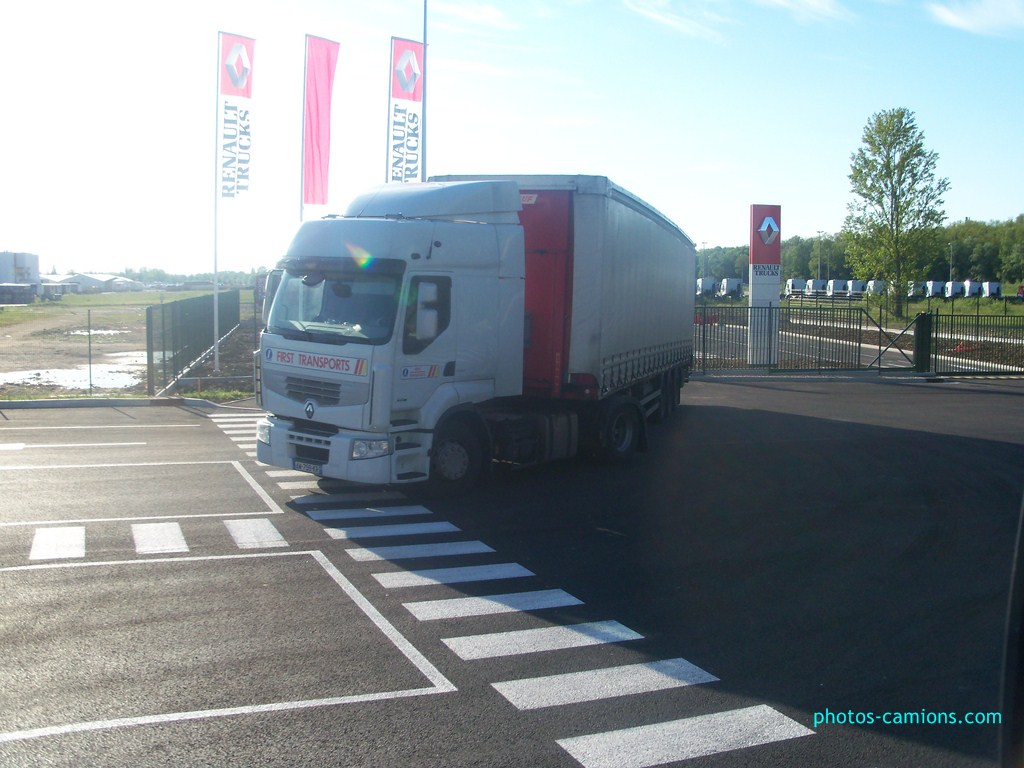 First Transport ( Flers )( 61 ) 881040photoscamions9Mai201259Copier