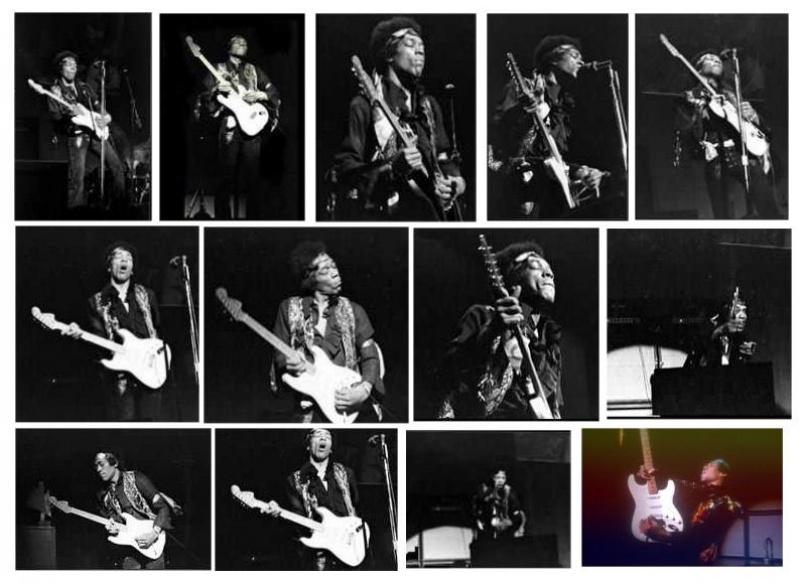 Berkeley (Berkeley Community Theatre) : 30 mai 1970 [Premier concert] 88173719700530Berkeley1stShow00
