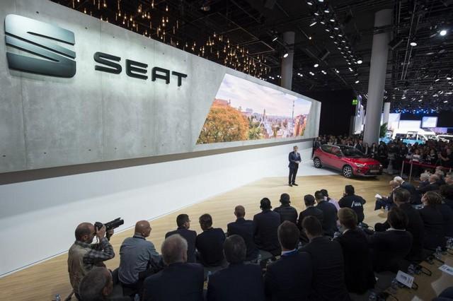 SEAT, première marque automobile en Europe à intégrer Amazon Alexa dans ses véhicules 882413SetRatioSize900650SEATIAAMTS20174