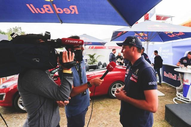 Rallycross : La PEUGEOT 208 WRX triomphe à domicile avec Timmy Hansen ! 883010Image30100copie