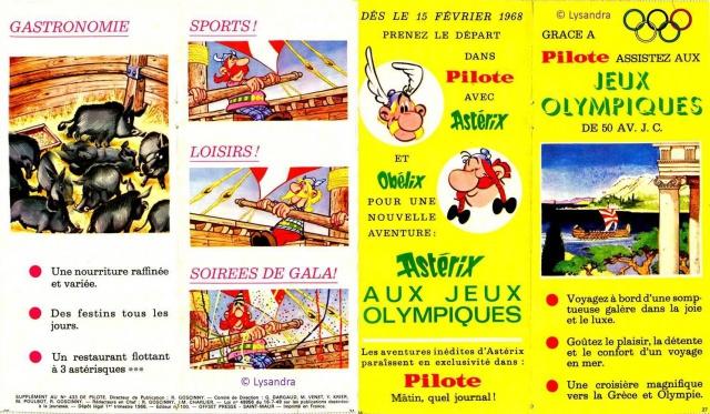 Pilote - Le journal d'Astérix et d'Obélix - Page 3 883131depliantpilote433recto