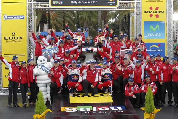 WRC Rallye d'Espagne 2012 :Victoire de Sébastien Loeb et Daniel Elena 8831602012rallyeespagneMikkoHirvonen