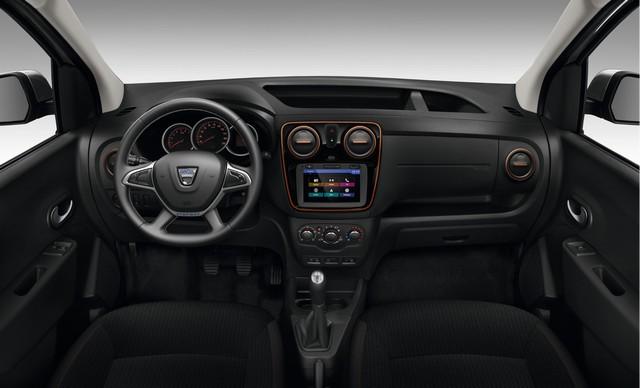 Et de quatre ! La famille Stepway s'agrandit avec Nouvelle Dacia Logan MCV Stepway 8834268739916
