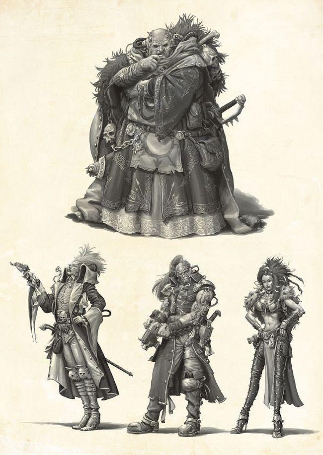 La Volonté de l'Empereur de John Blanche (Art Book) - Page 2 884163EmperorsWillpage2