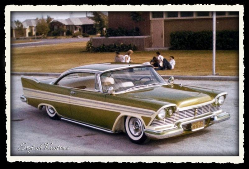 Plymouth  1957 - 1958 custom & mild custom 886816WatsonPaint57Plymouth1copy