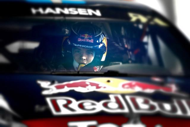 Le Team Peugeot Hansen creuse l'écart à Barcelone 8885932015RXBarcelona117