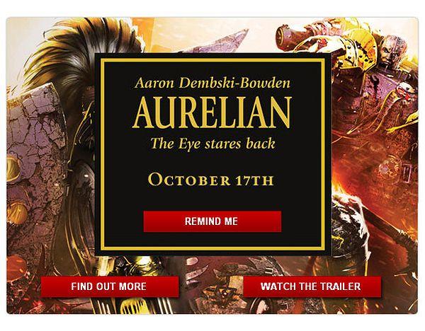 [Horus Heresy] Aurelian d'Aaron Dembski-Bowden - Page 2 888665aurelianoneweek05