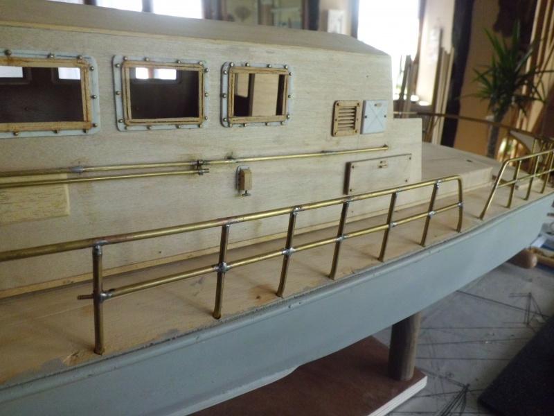 POURQUOI PAS II canot 17.60m SNSM Saint-Malo sur plan au 1/20° - Page 2 888714CIMG2086