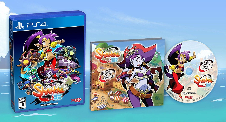 Shantae and the Pirate's Curse Version Physique PS4 88894881wvQOwcCZLACSL1500
