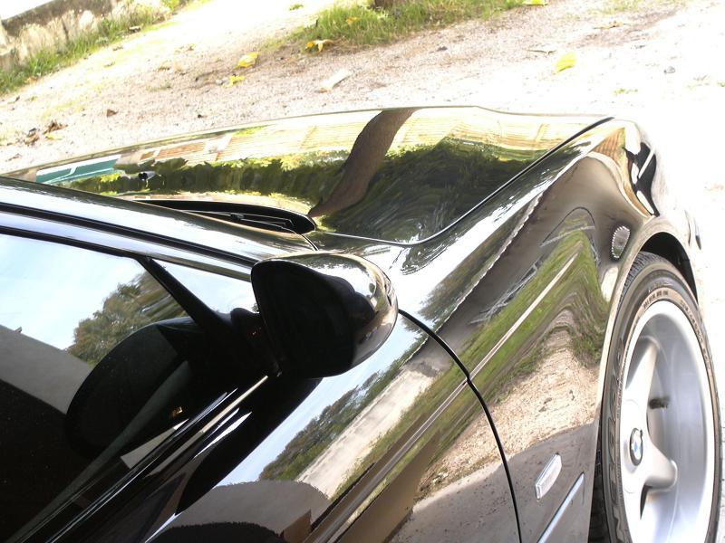 [BMW 530 d E39] Renaissance d'un Cosmos Schwarz Metallic 889856P1010067