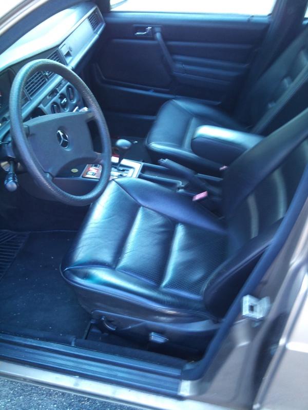 Mercedes 190 1.8 BVA, mon nouveau dailly 889915DSC2188