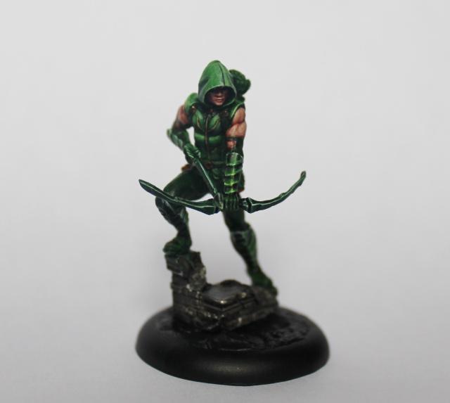Batman Miniatures - Green Arrow 890041IMG4120