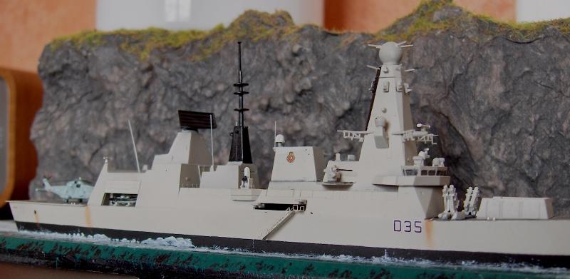HMS Dragon type 45 batch2 1/700 890848HPIM2502