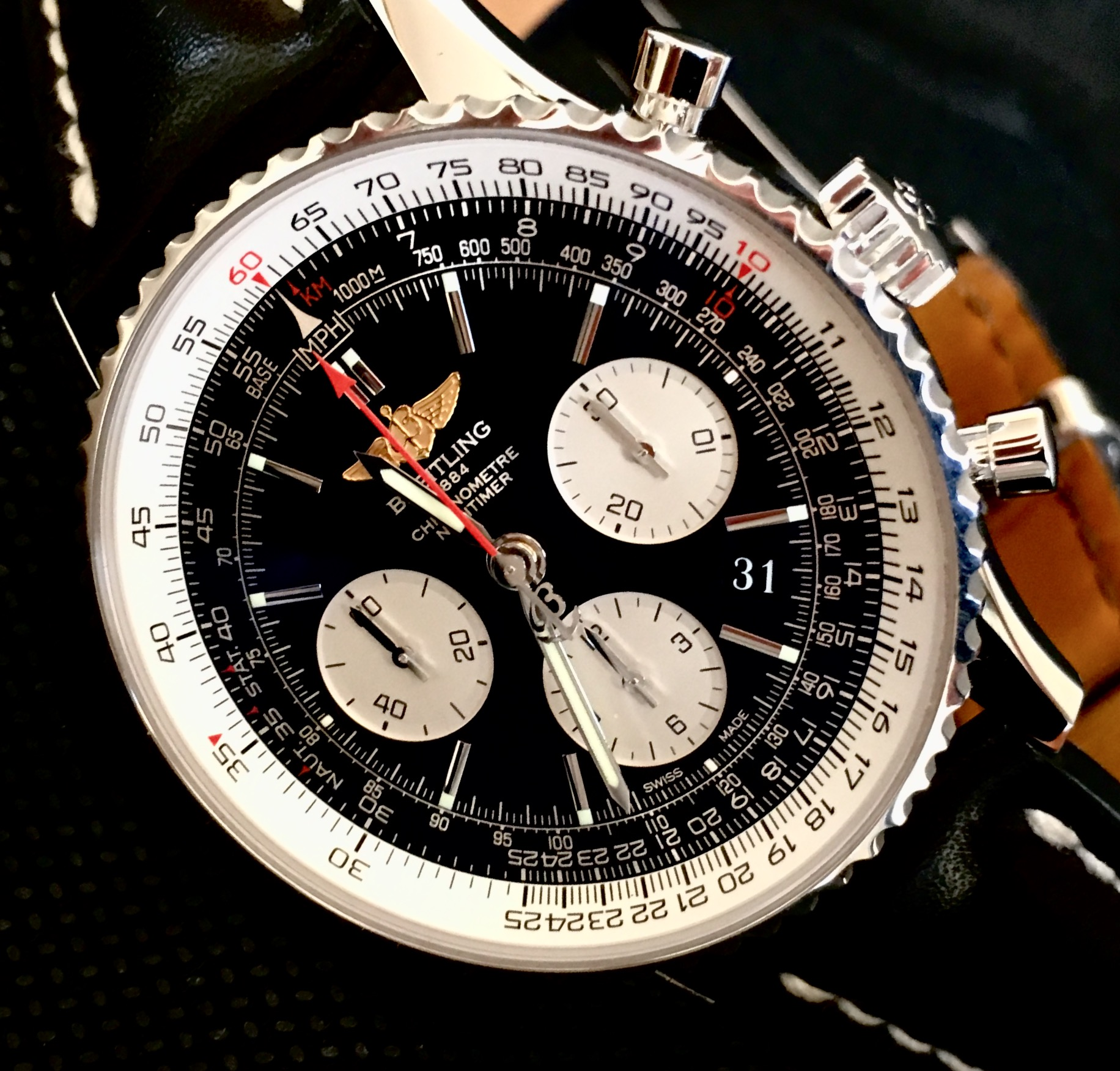 Breitling - Match amical : Cartier - Breitling - Page 3 892171image692