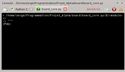 [Python]Spyder, le super éditeur de code, et aide au debug 892358debuggagespyder3