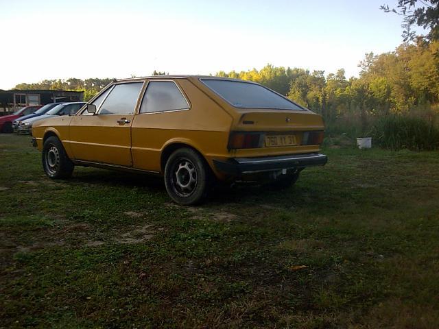 ''Scirocco 1977 Diesel a BIDOCHE '' 892371Photo014