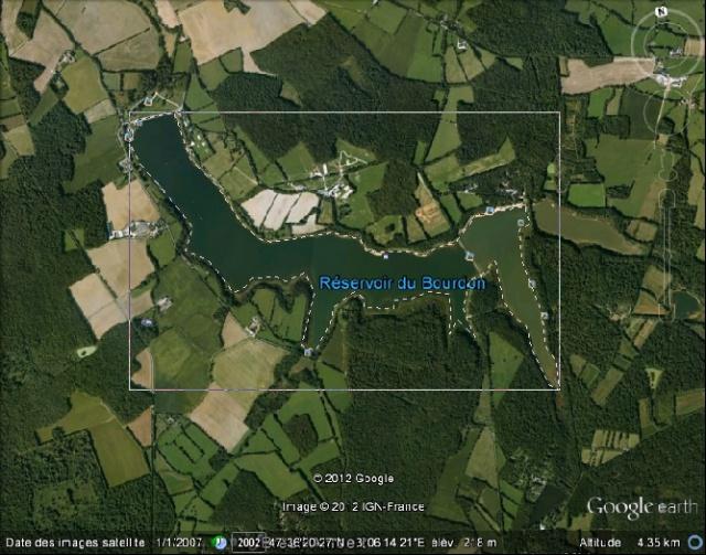 Lac du Bourdon (89) 892435bourdon